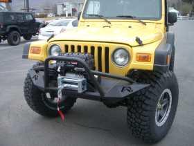 Lifestyle Winch Front Bumper JP97-B1452-1