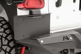 Rear Bumper License Plate Bracket