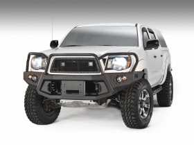 Premium Heavy Duty Winch Front Bumper TT05-B1550-1