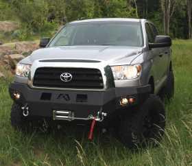 Premium Heavy Duty Winch Front Bumper TT07-H1851-1