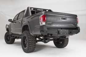 Premium Rear Bumper TT16-W3651-1