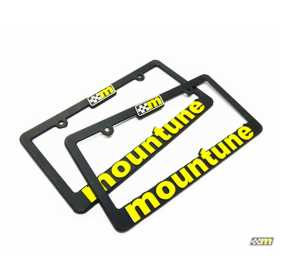 Mountune License Plate Frame