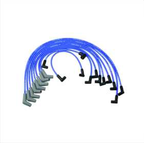 9mm Ignition Wire Set