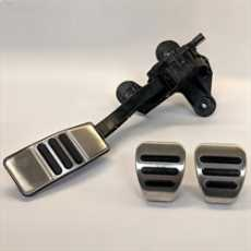 Accelerator / Brake / Clutch Pedal Set