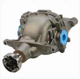 Loaded Differential Housing