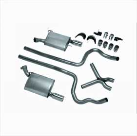 Touring Exhaust System