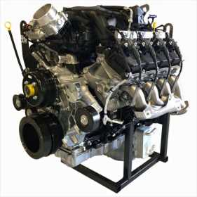 Coyote Crate Engine