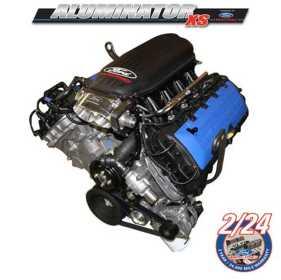 Aluminator XS Crate Engine