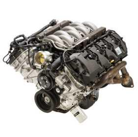 NMRA Coyote Racing Engine
