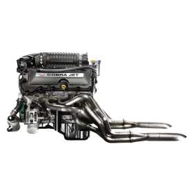 Cobra Jet Supercharged Coyote Engine