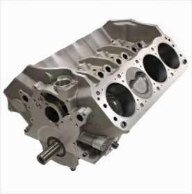 Short Block Aluminum Engine