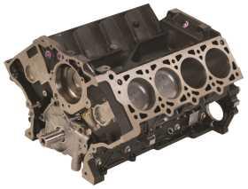 Forged Iron Short Block Engine