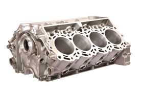 NASCAR FR9 Engine Block