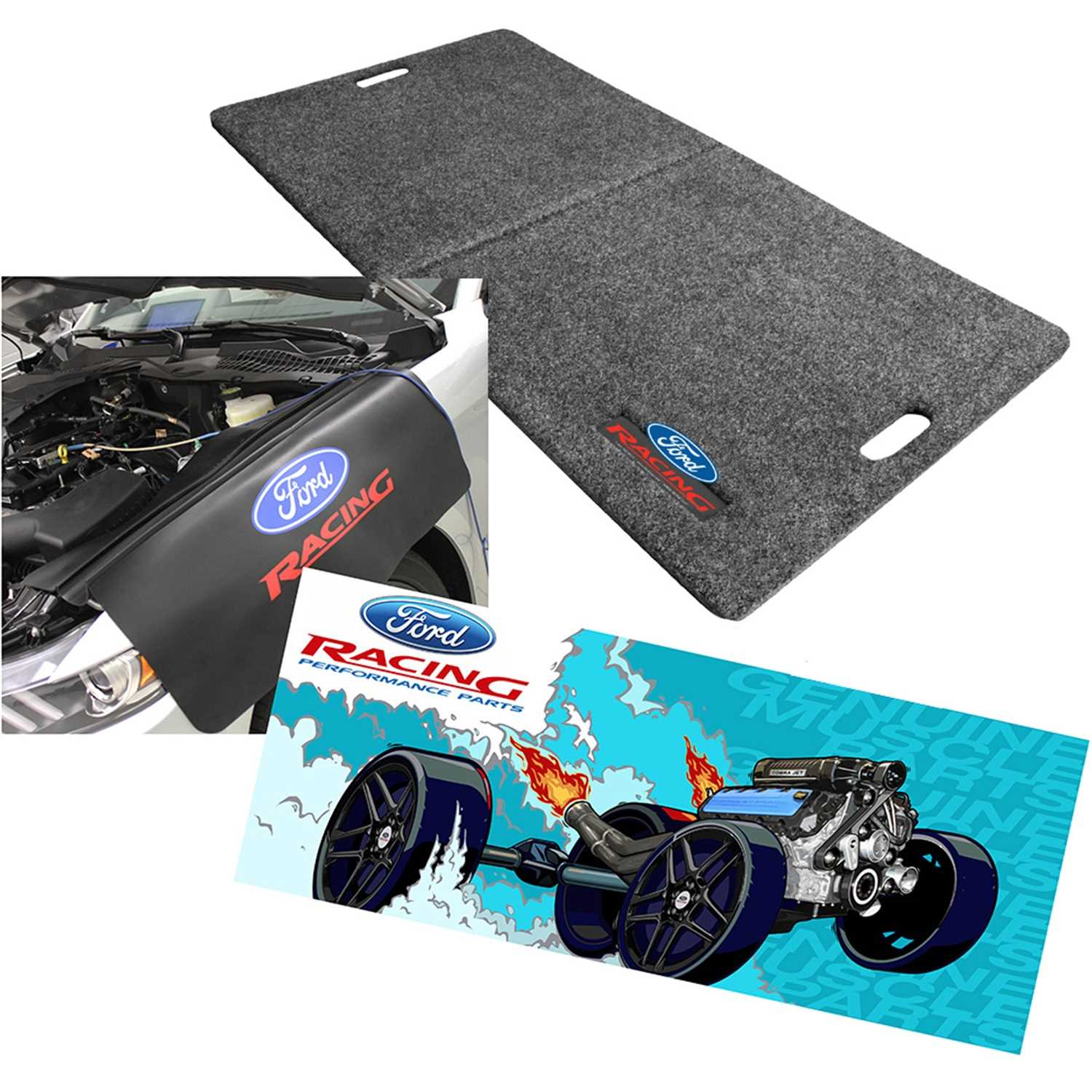 Ford performance parts track pack m 9000 1822tp m 9000 1822tp