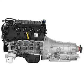 Coyote Engine / Power Module And Transmission