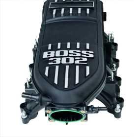 Boss 302R Intake Manifold