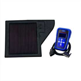 Performance Calibration and High-Flow Air Filter