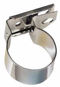 Universal Chrome Coil Bracket