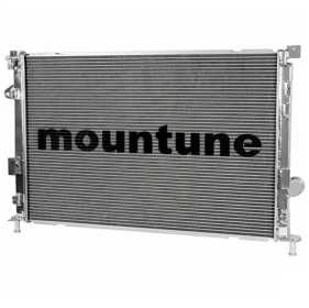 Mountune Triple Pass Radiator Upgrade