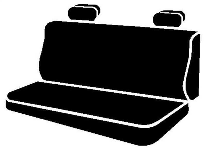 LeatherLite™ Custom Seat Cover SL62-10 GRAY