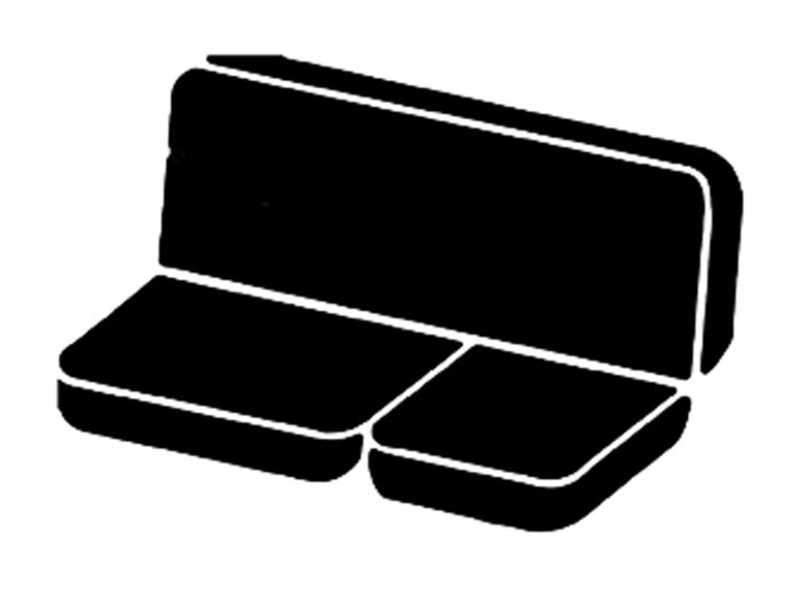 LeatherLite™ Custom Seat Cover SL62-15 GRAY