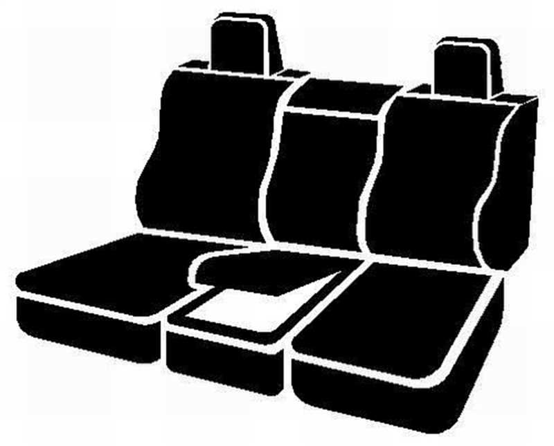 LeatherLite™ Custom Seat Cover SL67-25 RED