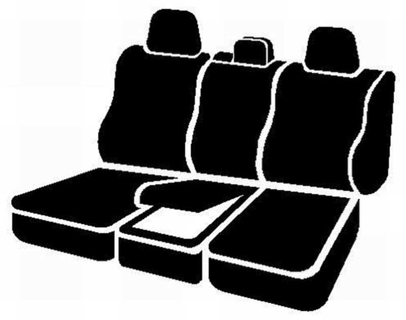 LeatherLite™ Custom Seat Cover SL67-28 RED