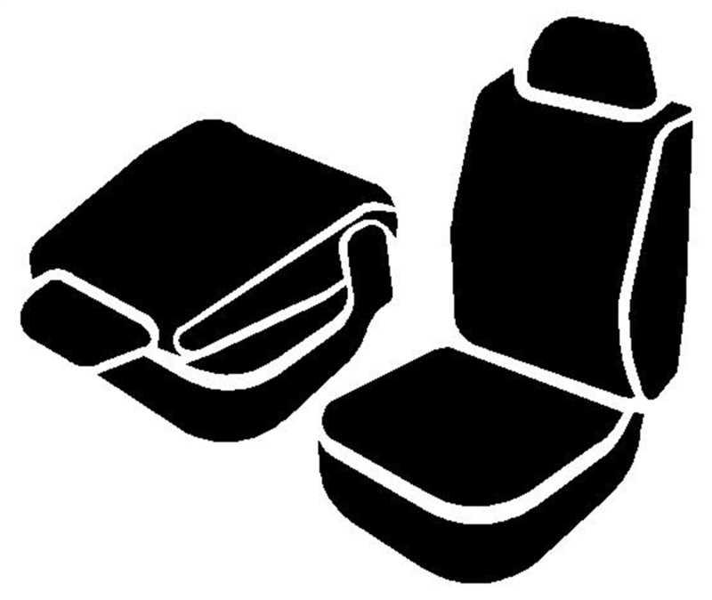 LeatherLite™ Custom Seat Cover SL69-35 RED