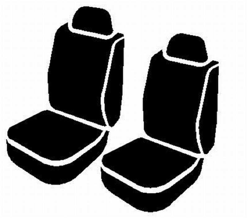 LeatherLite™ Custom Seat Cover SL69-36 RED