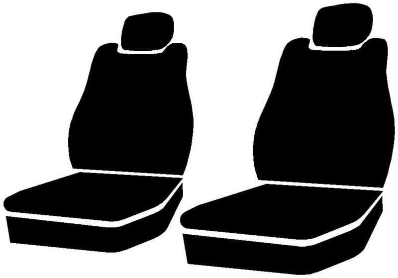 LeatherLite™ Custom Seat Cover SL69-44 GRAY