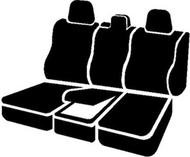 LeatherLite™ Custom Seat Cover SL69-45 GRAY