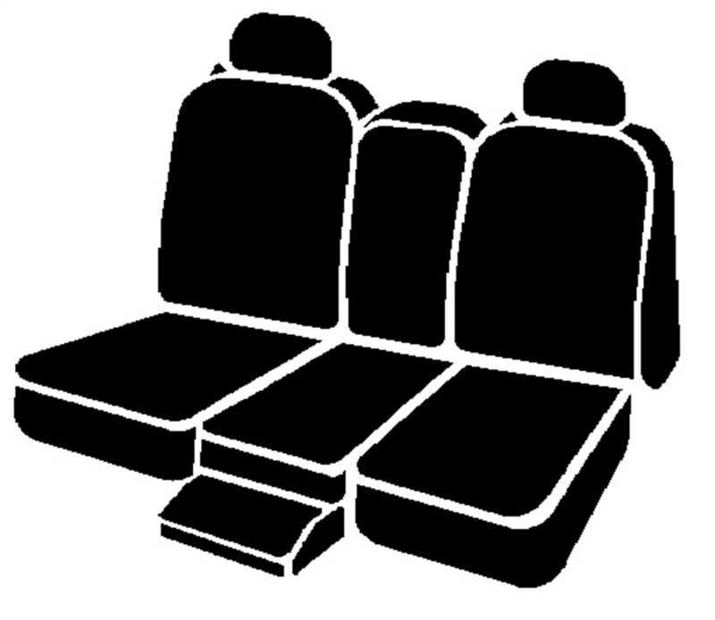 LeatherLite™ Custom Seat Cover SL69-47 RED