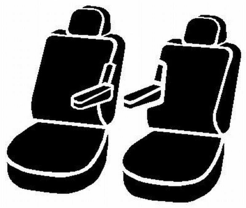 LeatherLite™ Custom Seat Cover SL69-51 RED