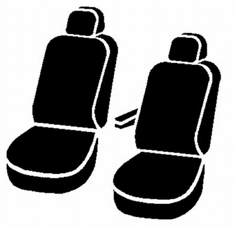 LeatherLite™ Custom Seat Cover SL69-52 GRAY