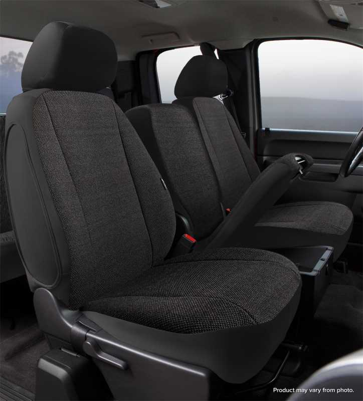 Wrangler™ Universal Fit Solid Seat Cover TRS4003 BLACK