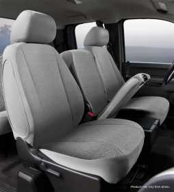 Wrangler™ Universal Fit Solid Seat Cover TRS4000 GRAY
