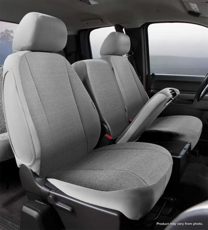 Wrangler™ Universal Fit Solid Seat Cover TRS4005 GRAY