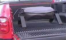 Fifth Wheel Trailer Hitch Cover