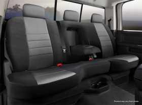 Neo™ Neoprene Custom Fit Truck Seat Covers NP92-44 GRAY
