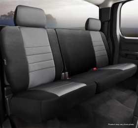 Neo™ Neoprene Custom Fit Truck Seat Covers NP92-19 GRAY
