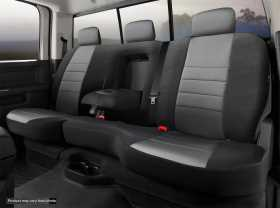 Neo™ Neoprene Custom Fit Truck Seat Covers NP92-17 GRAY