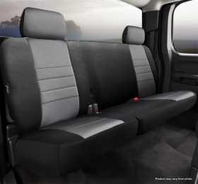 Neo™ Neoprene Custom Fit Truck Seat Covers NP92-16 GRAY