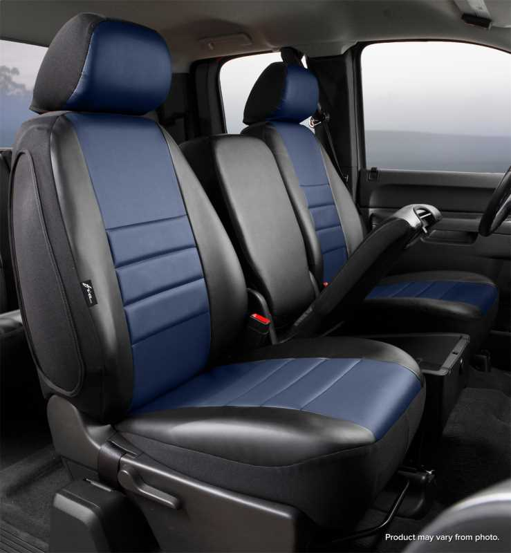 LeatherLite™ Custom Seat Cover SL67-30 BLUE
