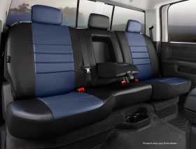 LeatherLite™ Custom Seat Cover SL62-49 BLUE
