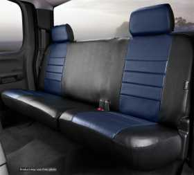 LeatherLite™ Custom Seat Cover SL62-18 BLUE