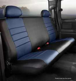 LeatherLite™ Custom Seat Cover SL62-10 BLUE