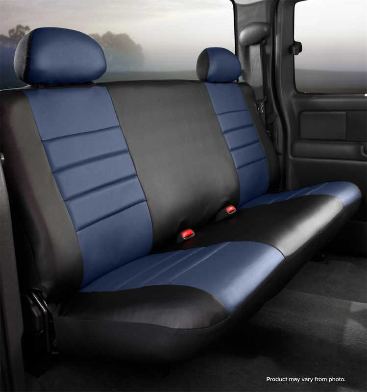 LeatherLite™ Custom Seat Cover SL62-10 BLUE