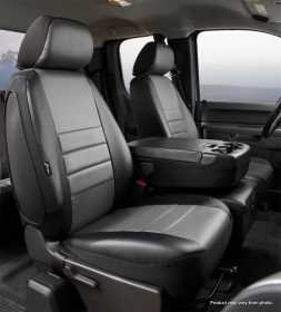 LeatherLite™ Custom Seat Cover SL67-29 GRAY