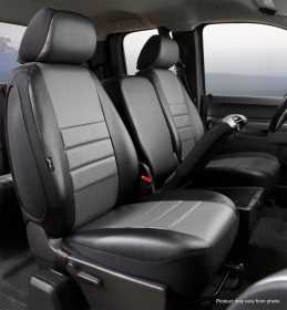 LeatherLite™ Custom Seat Cover SL67-24 GRAY