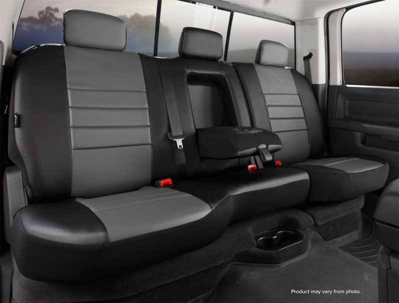 LeatherLite™ Custom Seat Cover SL67-31 GRAY